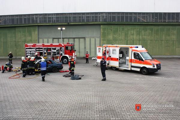 Feuerwehr Regensburg Einsätze