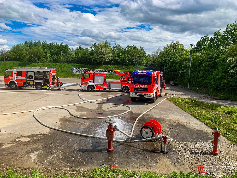 Feuerwehr Aschheim betrauert den Tod von KBR Vielhuber